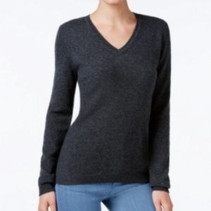 CHARTER CLUB LUXURY cashmere sweater